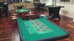 Long Island DJ Casino Tables