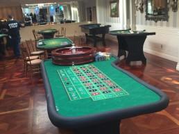 Long Island DJ Casino Tables