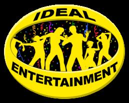 Ideal Entertainment Long Island DJ Logo